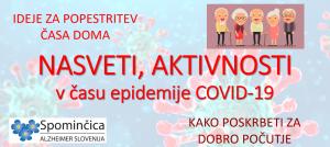 COVID aktivnosti